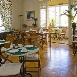 Breakfast room Senta HotelPension