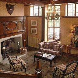 Interior view Inglewood Manor