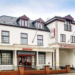 Фасад Quality Hotel Birmingham Airport/NEC (Formerly Bridge House Hotel)