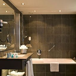 Camera da bagno Hampshire Hotel Rembrandt Square