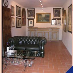 Vista all'interno Relais Vignale