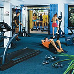 Fitness room Sol Y Mar Solaya