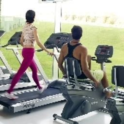 Fitness room Royal Adam & Eve Hotels Ultra All Inclusive