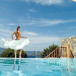 Piscine Elounda Peninsula All Suite Hotel