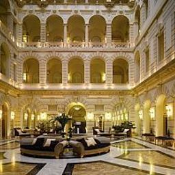 Hall Boscolo Hotel Budapest - Autograph Collection (formerly Boscolo Hotel New York)