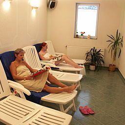 Wellness area zum Schotten Pension