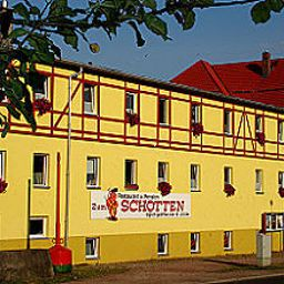 Exterior view zum Schotten Pension