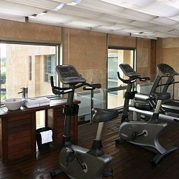 Fitness room Rafaelhoteles Madrid Norte