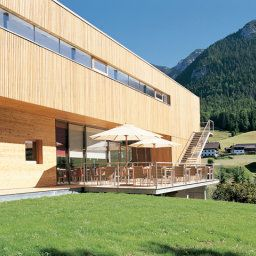 Фасад Asi-Lodge Tirol