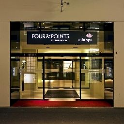 Фасад Four Points by Sheraton Sihlcity - Zurich