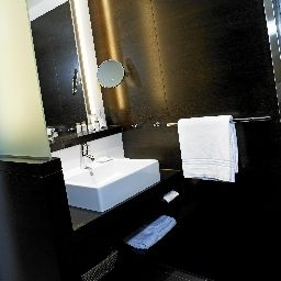 Cuarto de baño Four Points by Sheraton Sihlcity - Zurich