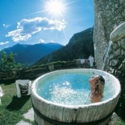 Wellness area Bagni Nuovi Chateaux et Hotels Collection