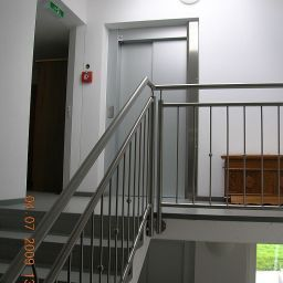 Vista all'interno Pension Glungezer in Tulfes bei Innsbruck