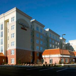 Vista exterior Residence Inn East Rutherford Meadowlands