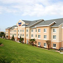 Exterior view Fairfield Inn & Suites Clermont