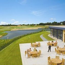 Vista esterna Castleknock Hotel & Country Club