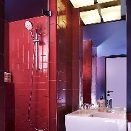 Cuarto de baño 25hours The Goldman