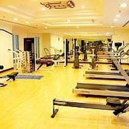 Fitness Grand Midwest Hotel Apartments Bur Dubai Fotos
