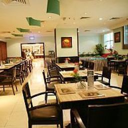 Restaurante Grand Midwest Hotel Apartments Bur Dubai Fotos