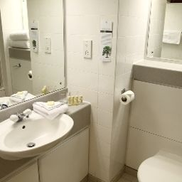 Camera da bagno Eastwood Hall PH Hotels