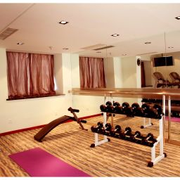 Fitness room Best Western Premier Richful Green