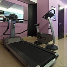 Wellness/fitness area Royal Palace
