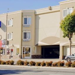 Фасад Americas Best Value Inn