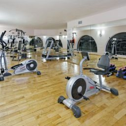 Wellness/fitness area CORDOBA Crowne Plaza SAN MIGUEL Fotos