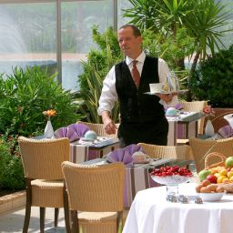 Sala colazione Le Mas d'Huston Spa & Golf Resort