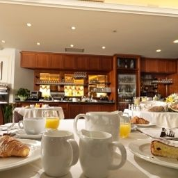 Breakfast room within restaurant Ariston