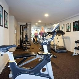 Fitness room The Quadrant