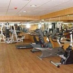 Fitness room Emirates Springs Hotel Apartments