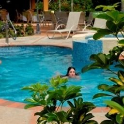 Piscina Albrook Inn