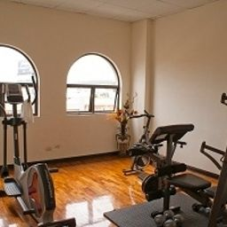 Fitness room Plaza Real Apartments & Suites Fotos