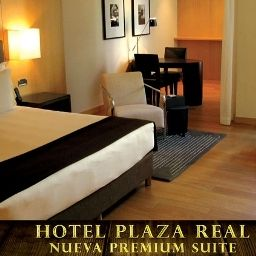 Habitación Plaza Real Suites & Apartments