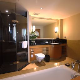Bathroom Ascott Sathorn Bangkok
