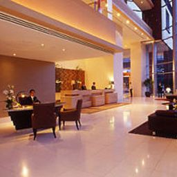 Hall Ascott Sathorn Bangkok