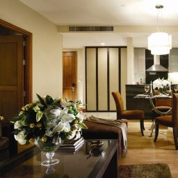 Family room Ascott Sathorn Bangkok
