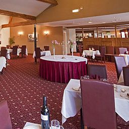 Restaurant Best Western Old Mill and Leisure Club