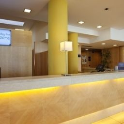 Halle Holiday Inn Express BOLOGNA - FIERA
