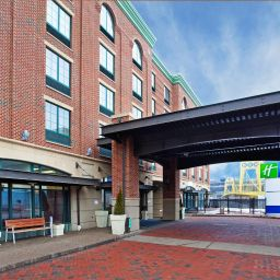 Vista esterna Holiday Inn Express Hotel & Suites PITTSBURGH-SOUTH SIDE