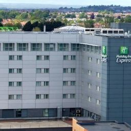 Vue extérieure Holiday Inn Express SWINDON CITY CENTRE