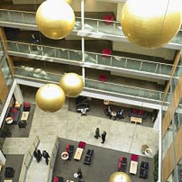 Interior view Clarion Cork City