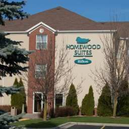 Exterior view Homewood Suites by Hilton Grand Rapids