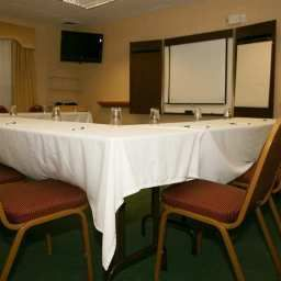 Conference room Homewood Suites by Hilton Grand Rapids