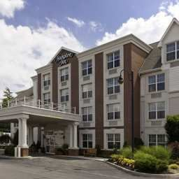 Vista esterna Hampton Inn BuffaloWilliamsville