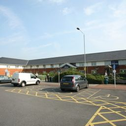 Exterior view TRAVELODGE READING M4 EASTBOUND