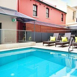 Basen Rendezvous Hotel Sydney The Rocks