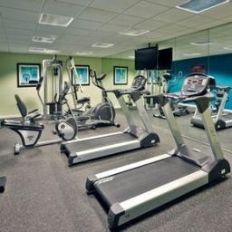 Wellness/fitness Holiday Inn Express Hotel & Suites BRENTWOOD NORTH-NASHVILLE AREA