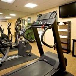 Тренажерный зал/Фитнес Holiday Inn Express SAN ANTONIO N-RIVERWALK AREA